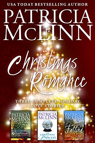 Book cover image for Christmas Romance: Three Complete Holiday Love Stories