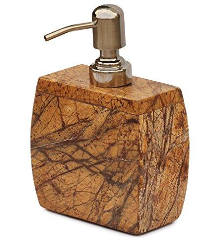 souvnear-107-cm-fait-a-la-main-marbre-distributeur-de-savon-avec-pompe-de-poussee-facile-naturel-bru