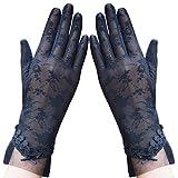 Zoylink Womens Sommerhandschuhe UV Schutzhandschuhe Anti Rutsch Touchscreen Fahrhandschuhe für Damen