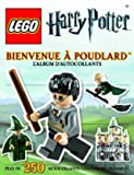 Lego Harry Potter, l'album d'autocollants - Bienvenue à Poudlard