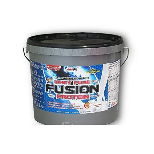 Whey Pure FUSION 4Kgrs - Doble chocolate blanco