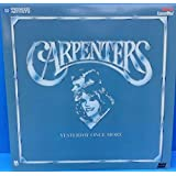 Laser Disc Carpenters Yesterday Once More 1985 Analog Cx A&m NTSC