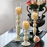 Candle kandelaber romantische kerzen essen dekoration european retro trauung(Eine große kerze)-B