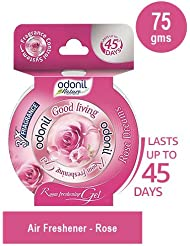 Odonil Room Freshening Gel - 75 g (Rose)