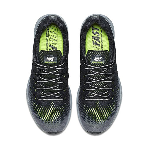 Nike 849567-001, Sneakers trail-running femme Noir