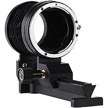 Andoer Fuelles de Extensión Macro Accesorio de Enfoque de Accesorios para Canon EOS EF Montaje de Cámara 5DIII 70D 700D 1100D DSLR