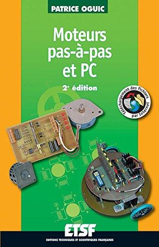 Moteurs pas-à-pas et PC par Patrice Oguic