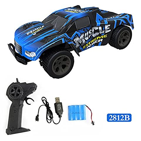 Remote Control Buggy,1:20 2WD High Speed RC Racing Car 4WD Remote Control Truck Off-Road Buggy Toys(E) by TigerTrading