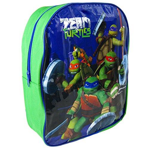 Teenage Mutant Ninja Turtles 1000hv-6669Kindergarten Rucksack, -