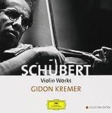 Schubert : Œuvres pour violon