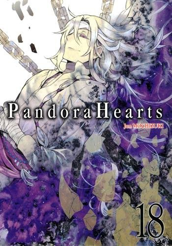 Pandora Hearts Edition simple Tome 18
