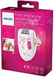 Philips BRE200/00 Satinelle Corded Essential Epilator (Pink)