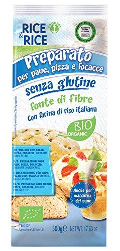 Preparado ecológico para pan, pizza y focaccia PROBIOS (6 paquetes de 500 gr)