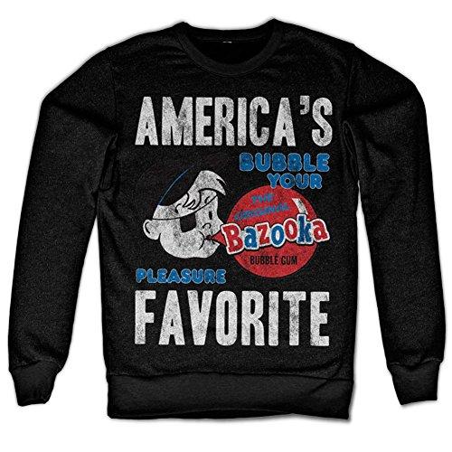 bazooka-joe-americazs-favorite-sweatshirt-black-xx-large
