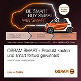 Osram Smart+ LED ZigBee Lampe E27, mit Fernbedienung und Dimmer, Warmweiß, ersetzt 60 Watt Glühbirne, Alexa kompatibel