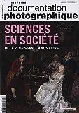 Sciences et société. De la Renaissance à nos jours