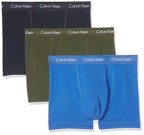 Calvin Klein underwear Men's 3 Pack Trunk Boxer Shorts