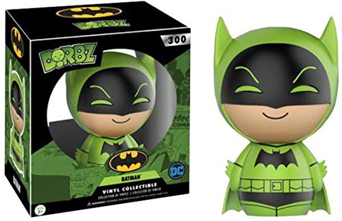 Funko Dorbz: Batman - Green Glow Exclusive