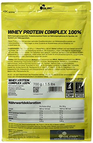 Olimp Whey Protein Complex Vanille