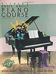 Alfred Adult Piano Course Lesson Bk 2 --- Piano - Palmer, Manus & Lethco --- Alfred Publishing