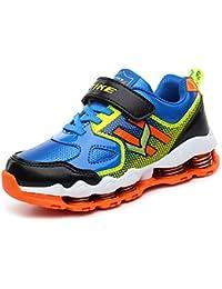ASHION Chaussures de Sport Running Camouflage Sneakers Mixte Enfant Sneaker