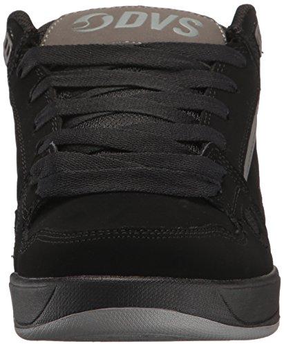 Nubuck DVS Herren Black Skateboardschuhe Charcoal Drone Shoes Noir 4vWzCx