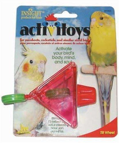 jw-pet-company-activitoy-tilt-wheel-small-bird-toy-colors-vary-by-jw-pet