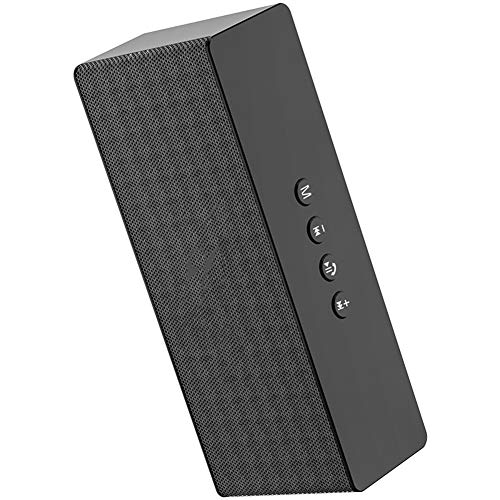 CCHAO Amplificador De Teléfono Móvil Botón De Plástico Inalámbrico Bluetooth USB TF...