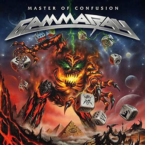 Master of Confusion (Gamma Ray-live)