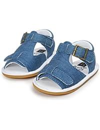 SamMoSon Scarpine neonato Scarpe da Bambino Ragazze Scarpa Casuale Scarpe  sneaker Casuale Scarpe Sneaker Sandali Scarpe ca270027bab