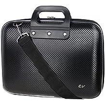 """e-Vitta EVLB000600 13.3"""" Maletín Negro maletines para portátil - Funda (33,8 cm (13.3""""), Maletín, Negro, Poliuretano, Monótono, Resistente al polvo, Resistente a rayones)"""