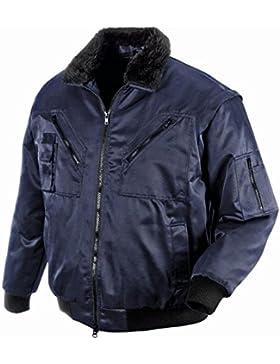 Pilotos teXXor Oslo chaqueta de trabajo con mangas extraíbles