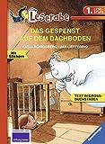 DAS GESPENST AUF DEM DACHBODEN: In Großbuchstaben (Leserabe - 1. Lesestufe) - Katja Königsberg