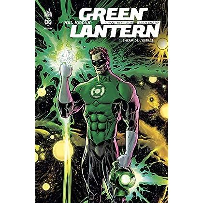 Hal Jordan : Green Lantern, Tome 1 : Shérif de l'espace
