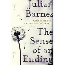 Sense of An Ending: Booker Prize Winner 2011 by Julian Barnes - Paperback
