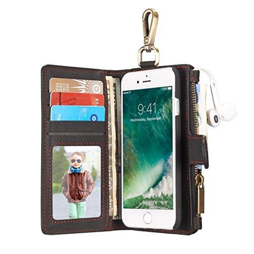 Proteggi il tuo iPhone, G4 / G9 / E12 / BA15D 7W 80SMD 5730 450LM caldo / freddo LED Bianco dimmerabili AC 110-130V 5Pcs Per il cellulare di Iphone ( Colore : Blu ) Nero