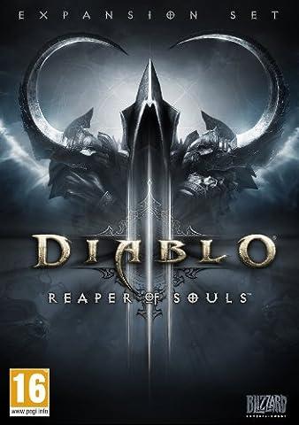 Diablo III - Reaper of Souls (Mac/PC DVD) [UK IMPORT]