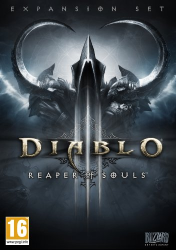 PRE-ORDER! Diablo III (3) Reaper of Souls PC DVD Game UK