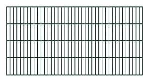 Pannello-rete-recinzione multiuso ferro elettrosaldato verde 150x200cm 22k 443/1