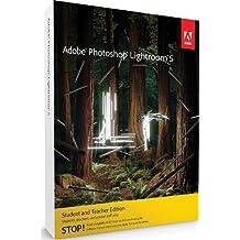 Adobe Photoshop Lightroom 5 Student and Teacher* WIN & MAC