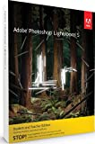 Adobe Photoshop Lightroom 5, Student and Teacher Edition (Mac/PC)