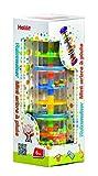 """Edushape HL102-4 Mini Rainbow Bead Shaker Set, 3-1/2"""" Height, Assorted Color"""