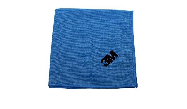 Blau 5 er-Pack Micro Duett 3M Scotch-Brite DUETTBU Scotch-Brite Reinigungstuch Mikrofaser