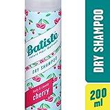 BATISTE Dry Shampoo Cherry, 200 ml