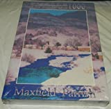Maxfield Parrish Christmas Eve 1000 Piece Jigsaw Puzzle by F-INK