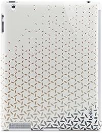 Belkin F8N746cwC01 Coque de protection arrière compatible Smart cover pour iPad 2, iPad 3 et iPad 4