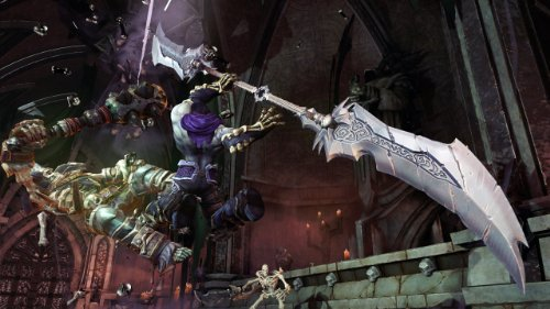 Zoom IMG-3 nordic games darksiders 2 wii
