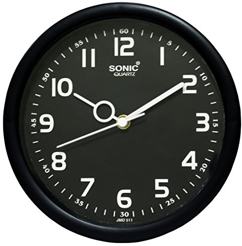 SD Enterprises Designer Wall Clock / Watch Diameter 18 cm, Gifts,Descent for...