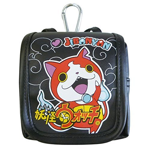 """""""Montre d'YO-Kai"""" """"MA MORU"""" une série La poche de type de sac étudiante japonaise / noir."""