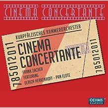 Cinema Concertante by ENYA / BERNSTEIN / MANCINI / YARE (2011-02-22)